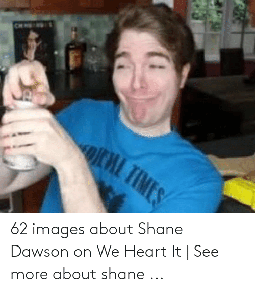 Shane Dawson Memes: 62 images about Shane Dawson on We Heart It   See more about shane ...