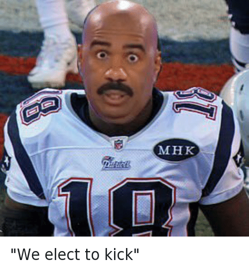 "CoinFlipGate, Football, and Matthew Slater: ""We elect to kick"""