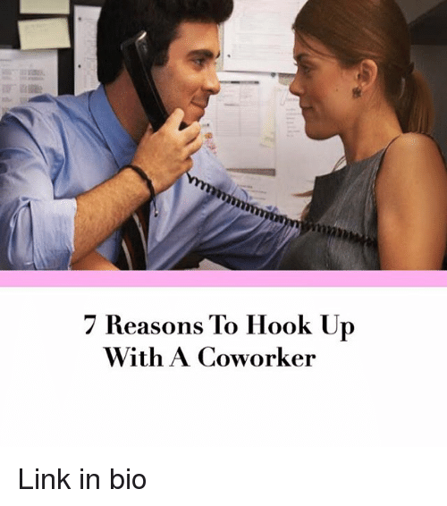 Drunk hook up with coworker