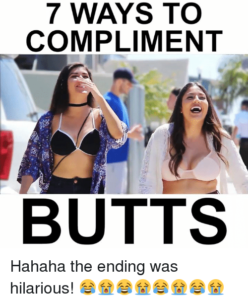 The Best Way To Compliment A Girl