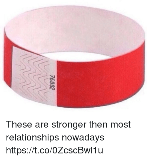 Memes, Relationships, and 🤖: 76002 These are stronger then most relationships nowadays https://t.co/0ZcscBwl1u