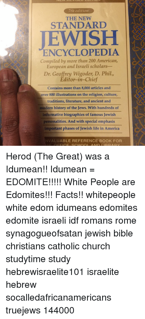 25+ Best Memes About Edomite