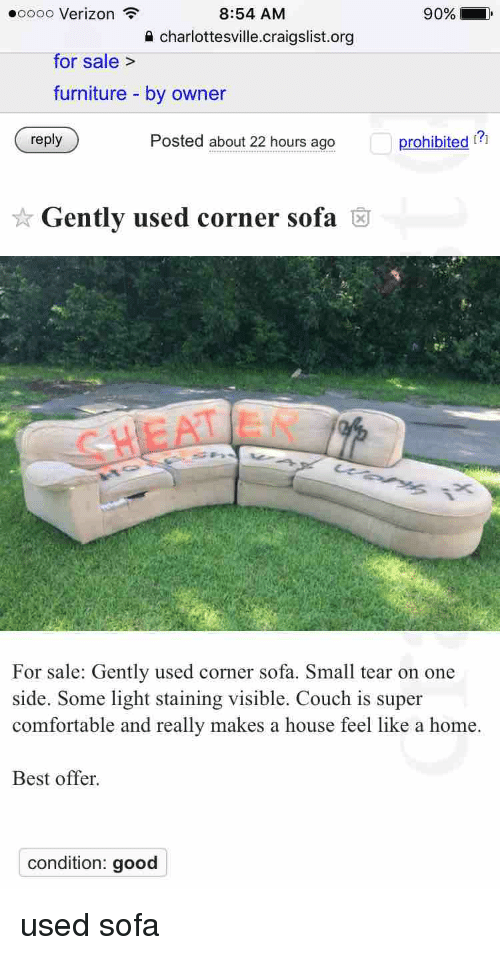 Craigslist Used Furniture By Owner Gardenia