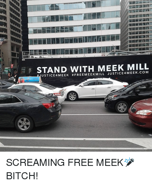 894 STAND WITH MEEK MILL USTICE4MEEK #FREEMEEKMILL ...  894 STAND WITH ...