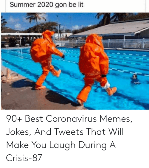 Jokes And: 90+ Best Coronavirus Memes, Jokes, And Tweets That Will Make You Laugh During A Crisis-87