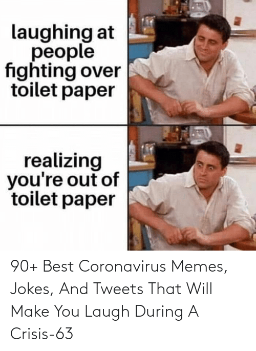 Jokes And: 90+ Best Coronavirus Memes, Jokes, And Tweets That Will Make You Laugh During A Crisis-63