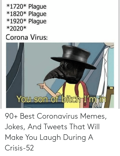 Jokes And: 90+ Best Coronavirus Memes, Jokes, And Tweets That Will Make You Laugh During A Crisis-52
