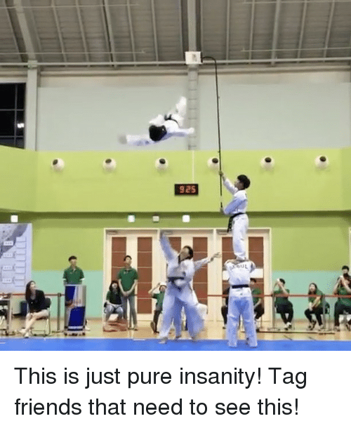 Friends, Memes, and Insanity: 92S  SUL This is just pure insanity! Tag friends that need to see this!