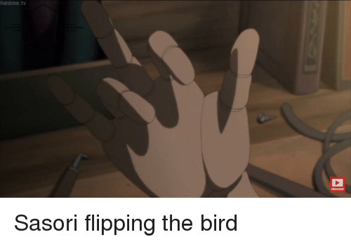 flipping the bird: 9anime.ty  SUBSCRIBE