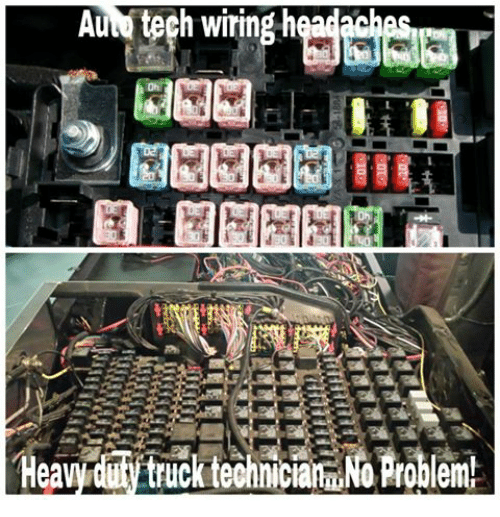 wiring diagram memes fuel pump wiring diagram for 1996 mustang auto tech wiring he adache oh 40 heavydifytruck technician ... #9
