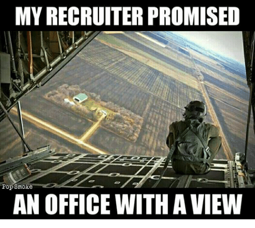Smoking: MYRECRUITER PROMISED  Pop Smoke  AN OFFICE WITH AVIEW