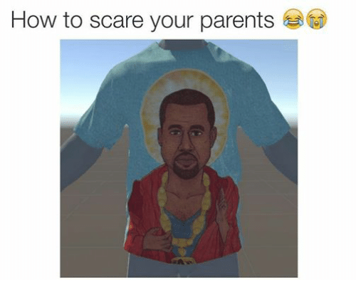 Parents, Scare, and How To: How to scare your parents