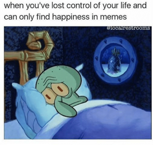 Dank Memes: when you've lost control of your life and  can only find happiness in memes  OC  estrOOmns