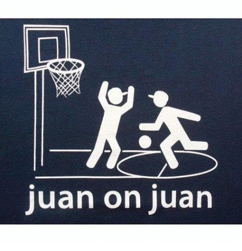 Mexican Word of the Day: Juan on Juan