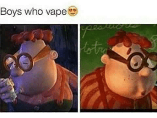 Vape, Dank Memes, and Vaping: Boys who vape