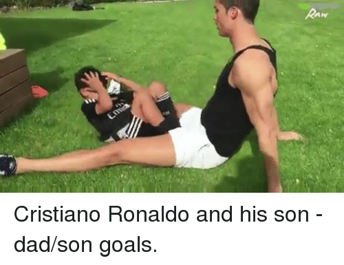 25+ Best Memes About Cristiano Ronaldo, Dad, Goals, and ...
