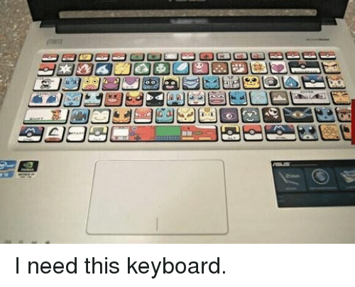keyboard memes on sizzle