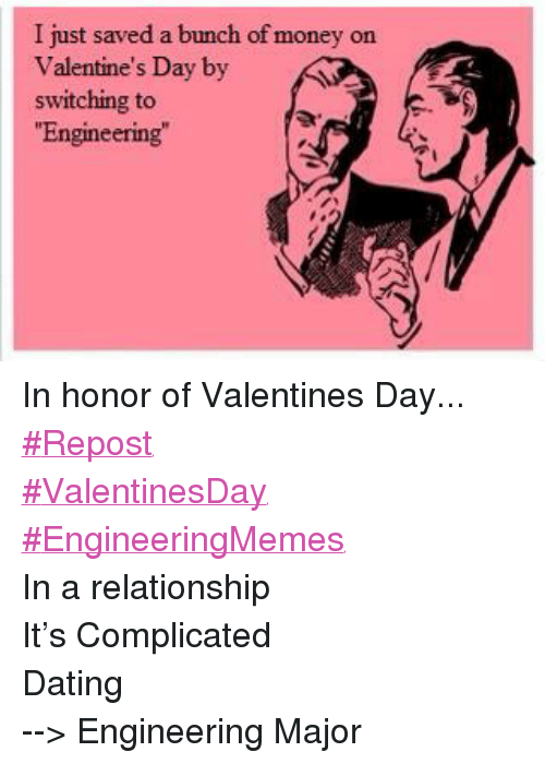 Just started dating valentines day meme