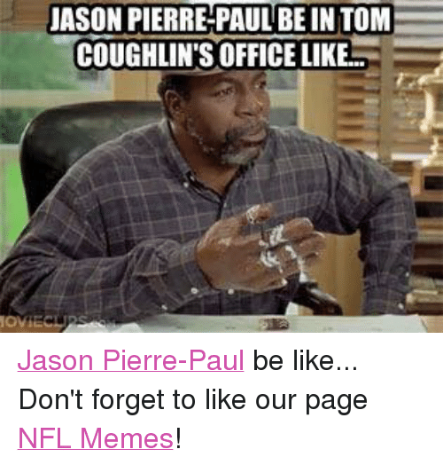 Jason Pierre Paul Now: Funny Jason Memes Of 2017 On SIZZLE