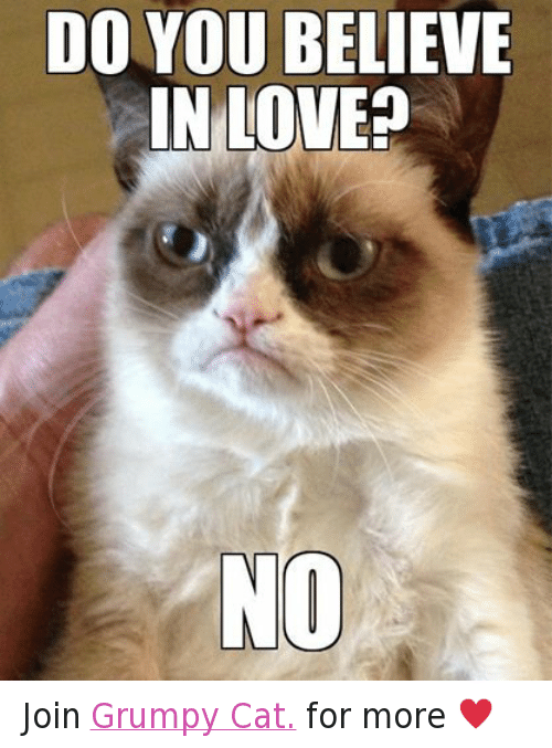 Eat Your Happiness Grumpy Cat