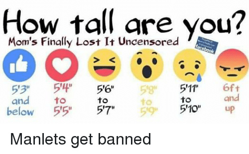 how to tell how tall you are