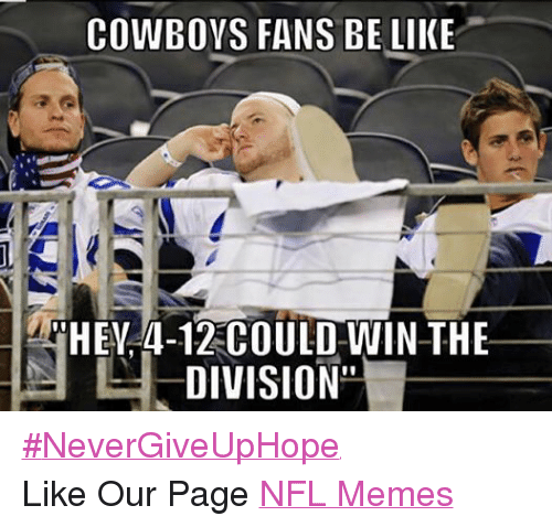 Facebook NeverGiveUpHope Like Our Page NFL Memes 890c52 🔥 25 best memes about the division, meme, and memes the,The Division Memes