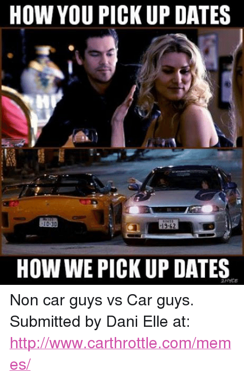 Facebook Non car guys vs Car guys 27ae80 🔥 25 best memes about cars, dating, meme, and memes cars