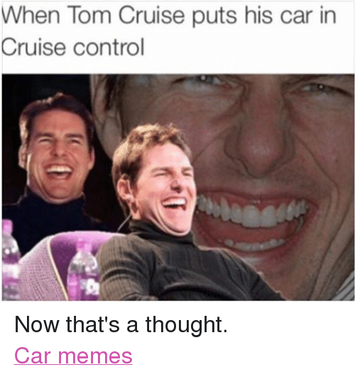 When Tom Cruise Puts H...