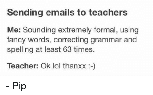 Funny Email: 25+ Best Memes About Correct Grammar