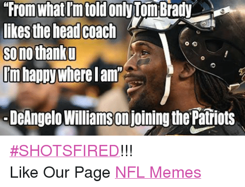 Funny Coach Memes: Funny NFL, Patriotic, And Tom Brady Memes Of 2016 On SIZZLE