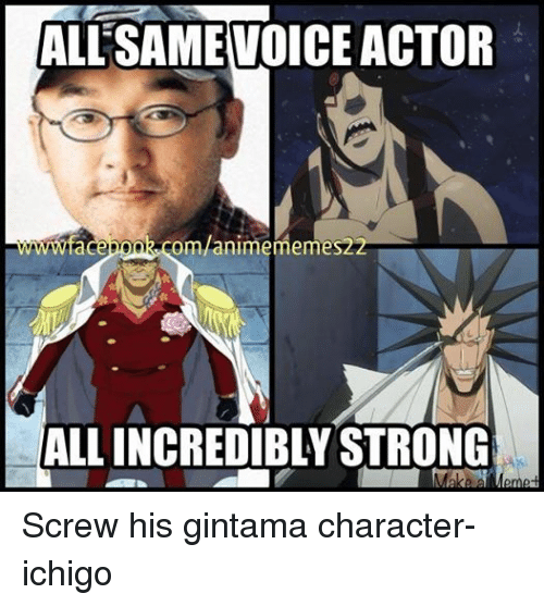 Funniest Meme Characters : Best memes about gintama characters
