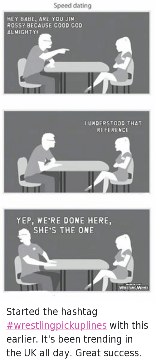Speed dating tips for success