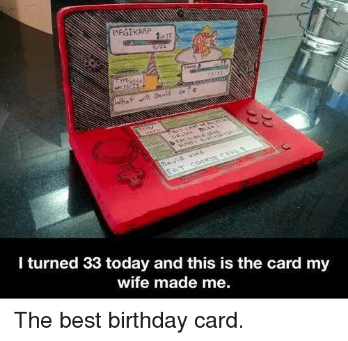 Sure Who Cares Best Birthday Card Ever Meme On Me
