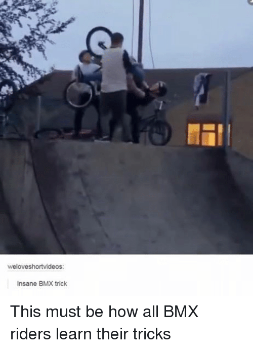 What is the best way to learn how do a barspin on a BMX ...