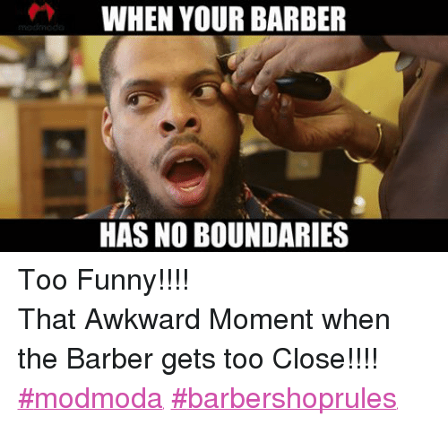25+ Best Memes About Barber, Funny, and Awkward | Barber ...