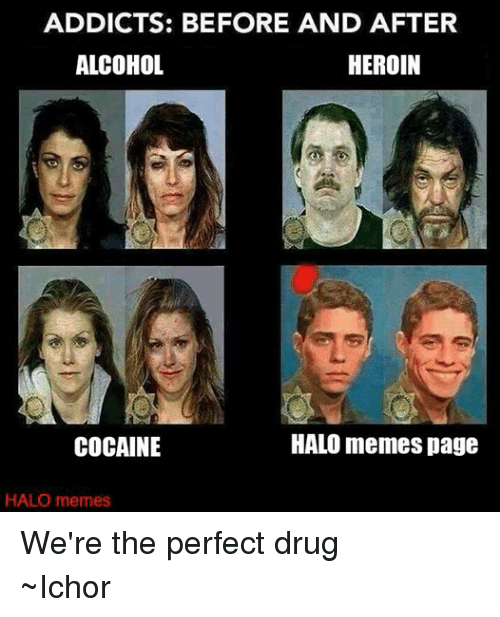 You Will Never Want To Do Drugs After Seeing The Faces Of ...