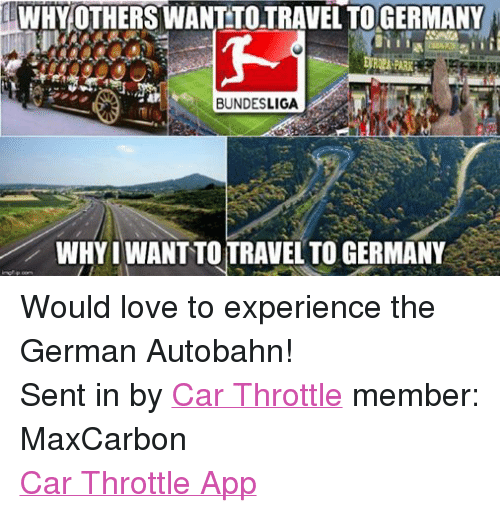 I Want To Visit Germany In German: WHY OTHERSWANTTOTRAVEL TO GERMANY EUROPA PARK BUNDESLIGA T