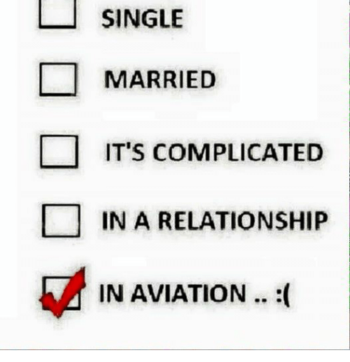 Married airline pilot question : flying