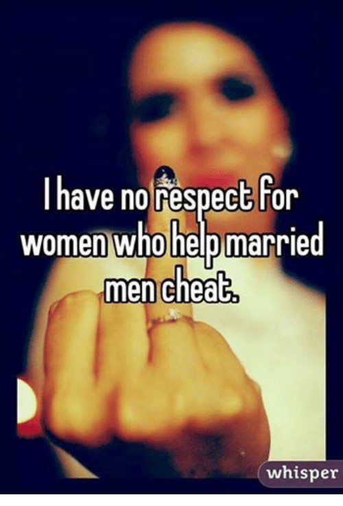 married cheating men