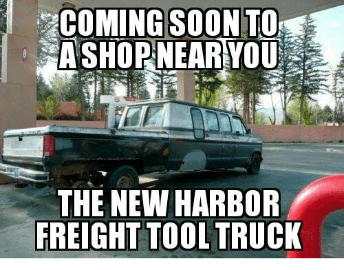Harbor Freight Super Coupon Quality Tools At Ridiculously