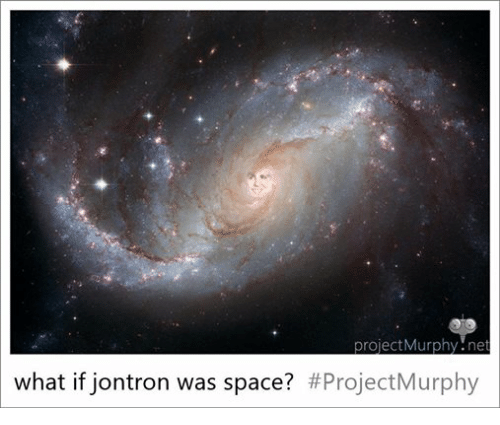 Space, Dank Memes, and Spaces: project Murphy net  what if jontron was space?
