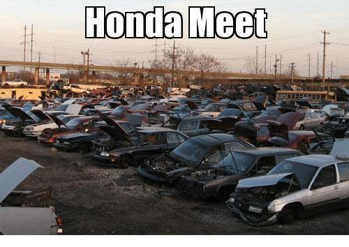 Honda, Mechanic, and  Meeting: Honda Meet