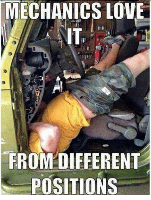 Funny Mechanic Memes Of 2016 On Sizzle Be Like