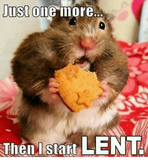 Episcopal Church : Just one more  Then start LENT