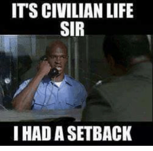 military vs civilian life The transition from military to civilian life can be difficult for many veterans and  their families no two individuals experience the same situation,.