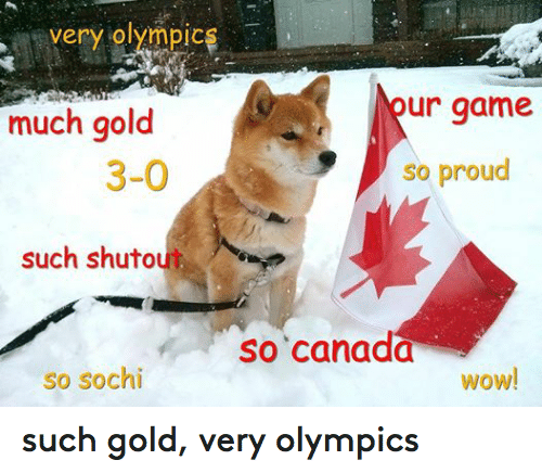 canadian doge flag such - photo #4