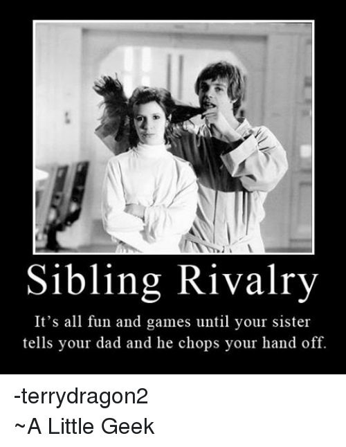 the dangers of sibling rivalry in rivalry a deadly sin an article by ali newby Madeleine mcgarrie professor stefan wolff co-authors an article considering the continuing rivalry and distrust: insights 2017/08/ap-juweria-ali.