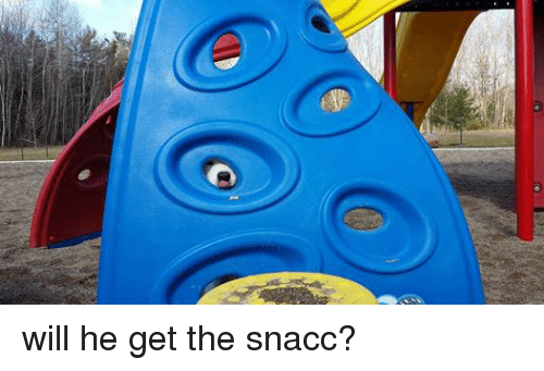 SIZZLE: will he get the snacc?