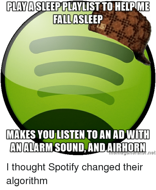 25 Best Memes About Spotify: 25+ Best Memes About Alarm Sound