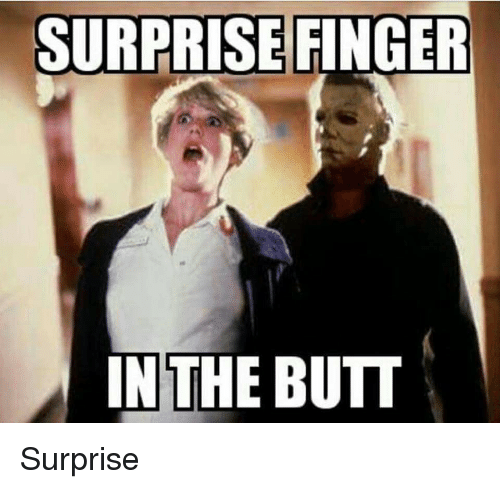 Surprise Butt Fuck 100